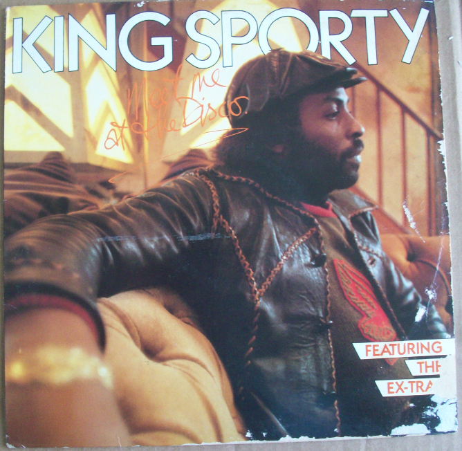 Meet Me At The Disco , King Sporty - 12