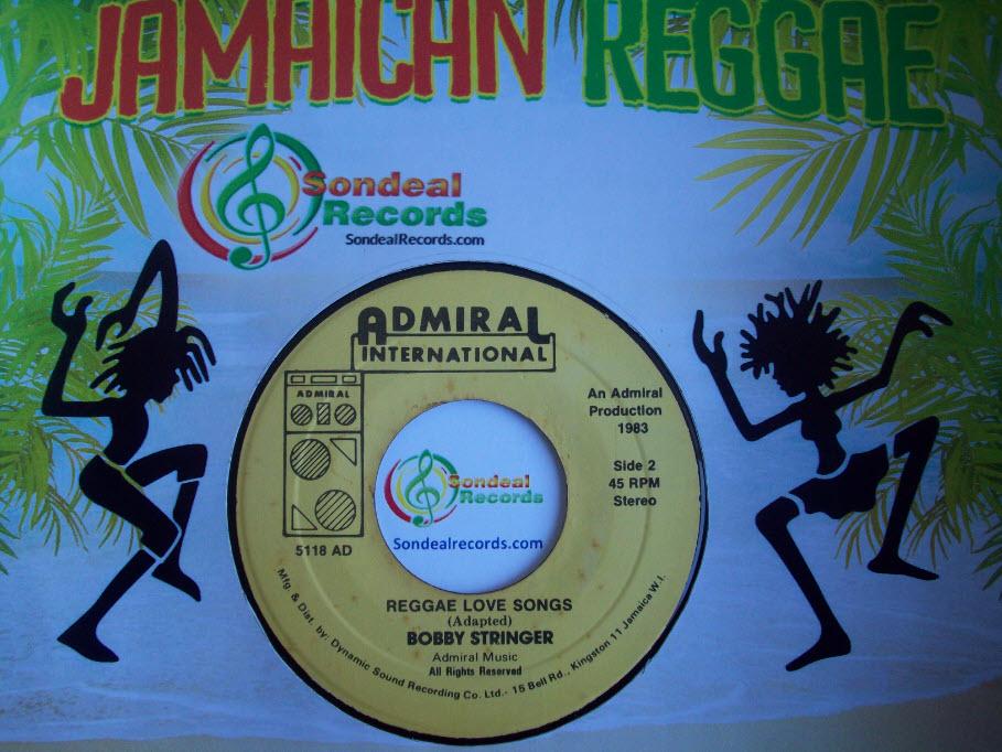 Reggae Love Songs , Bobby Stringer