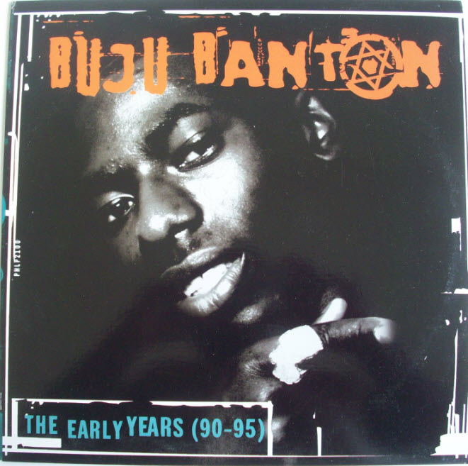 The Early Years 90 95 Buju Banton Lp 2001 Rare Vinyl